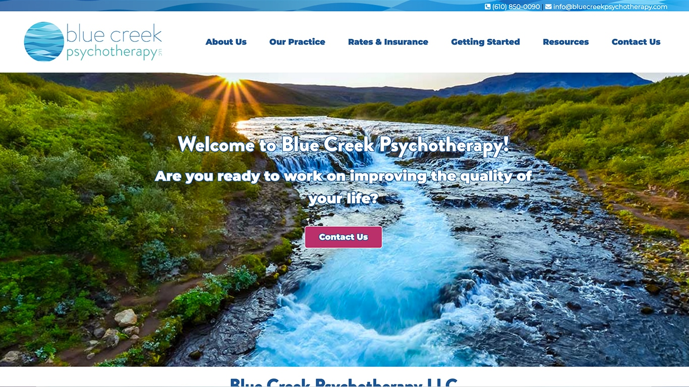 Blue Creek Psychotherapy