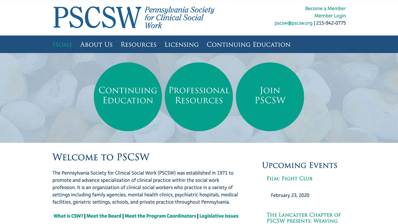 PSCSW